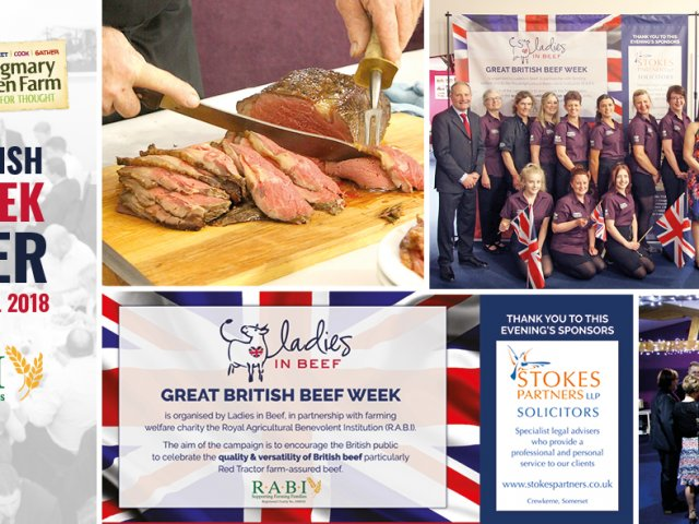 Stokes Partners Great British Beef Week